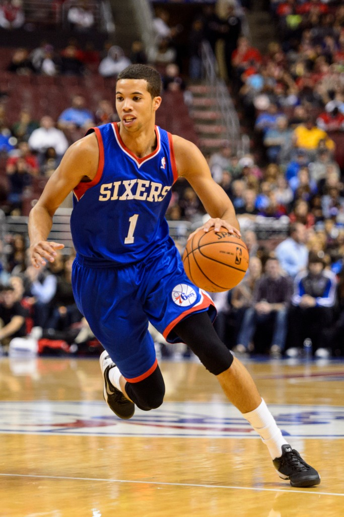 MCW and the 76ers currently hold the league's second worst record