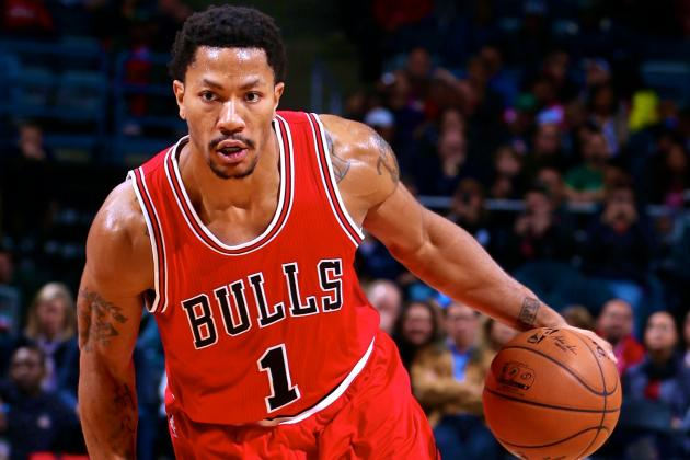 Former league MVP Derrick Rose will once again miss significant time due to a right knee injury