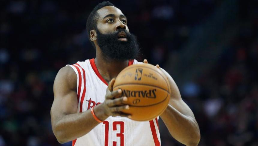 The ever improving James Harden will look to capture his first MVP award this season