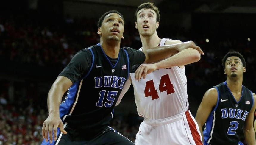 Okafor (Left) and Kaminsky (Right) are leading national player of the year candidates