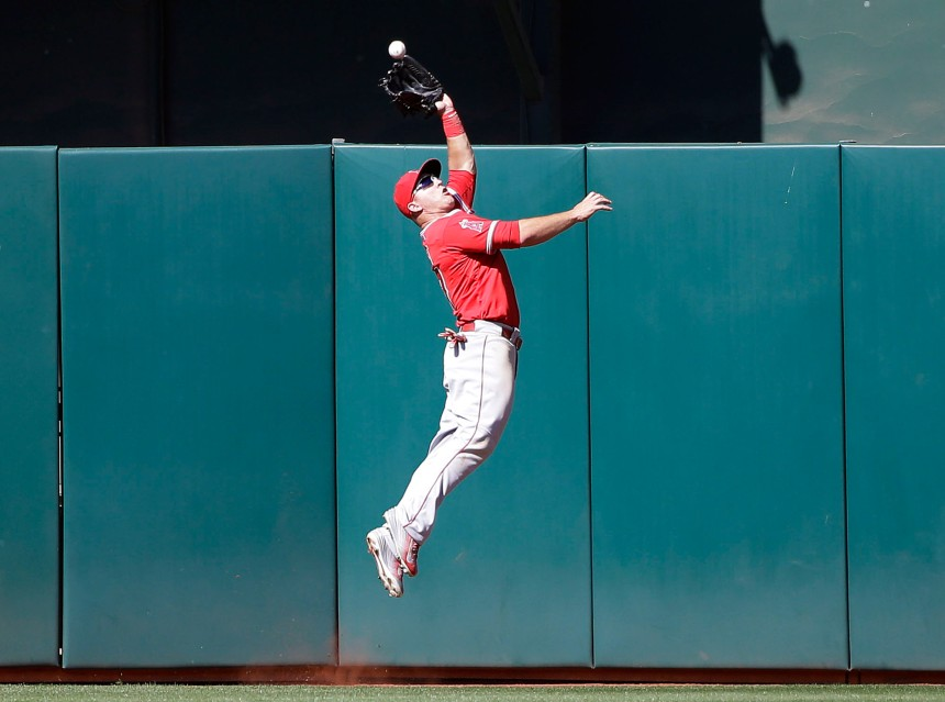 Mike Trout (AP Photo)